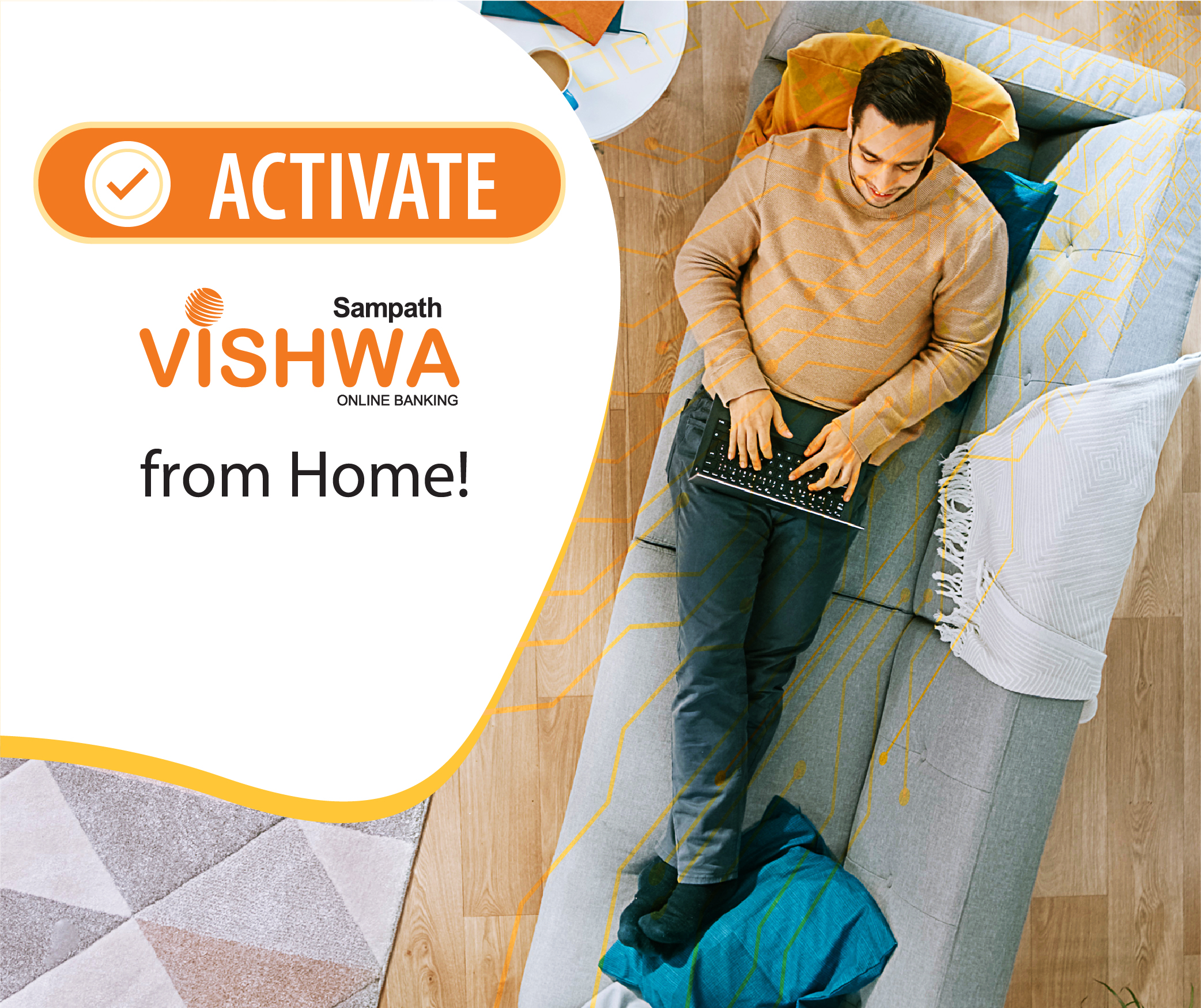 Vishwa Activation from Home